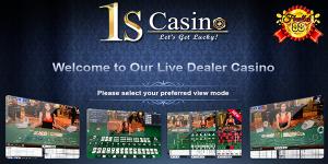 1scasino Siapkan Berbagai Macam Permainan Casino Online