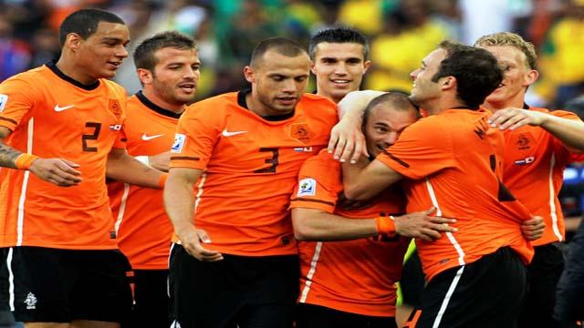 The Orange Tak Sabar Akan Lawan Three Lions