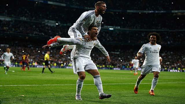 Ronaldo Akhirnya Mempermalukan Barcelona