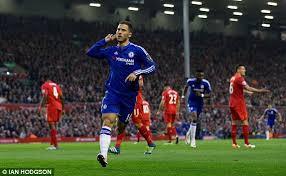 Pertandingan perdana Chelsea Vs Liverpool