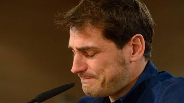 Perselisihan Pelatih Vicente Del Bosque dan Kiper Iker Casillas