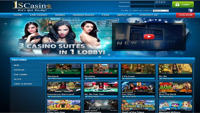 Mengenal Permainan Slot Dari Agen 1sCasino