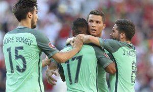Cristian Ronaldo Nasehati Rekan Setimnas Nya Andre Gomes