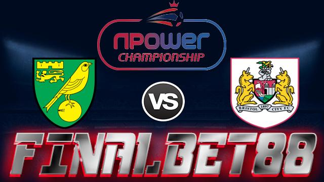 Prediksi Norwich City vs Bristol City 17 Agustus 2016
