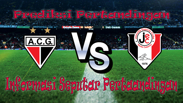 Perkiraan Atletico GO vs Joinville