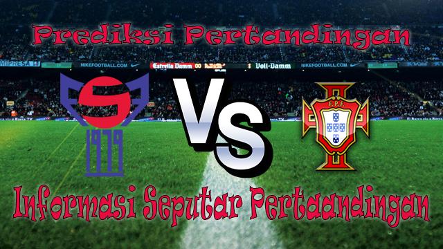 Perkiraan Kepulauan Faroe vs Portugal