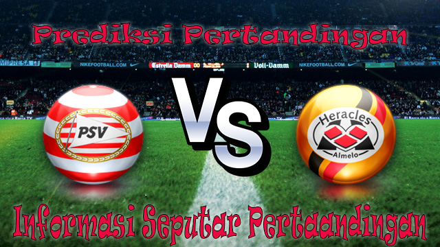 Sbobet Asia PERTANDINGAN PSV VS HERACLES