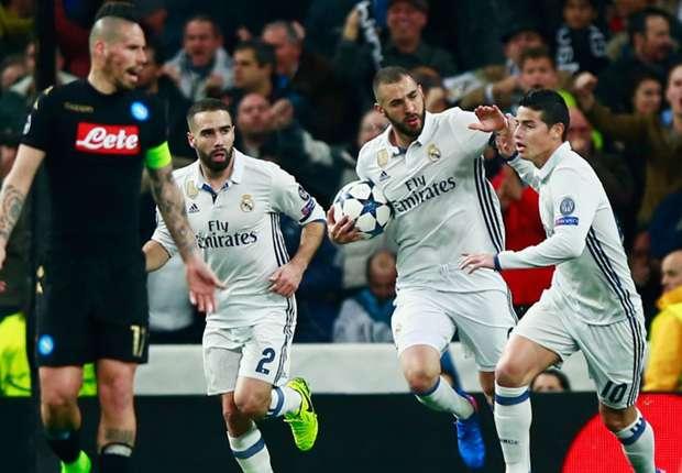 bandar bola sbobet beri prediksi Napoli vs Real Madrid