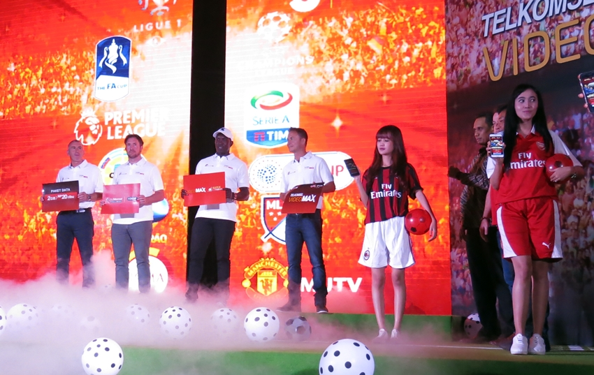 Nonton Sepakbola Kini Tidak Hanya Dari Televisi Saja