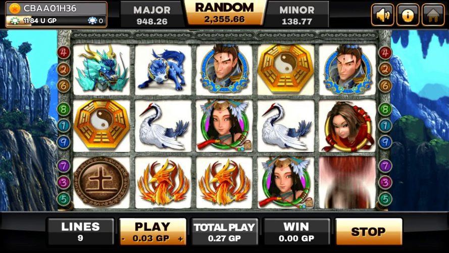 Beberapa Fasilitas Di Situs Judi Slot Online JOKER123